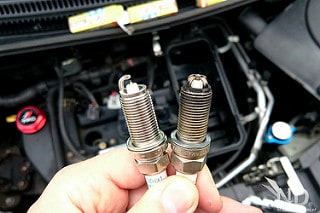 Let the auto repair professionals at Shade Tree Garage tune up your car.
