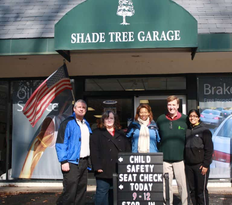 children benefit from shade tree garage 39 s giving efforts