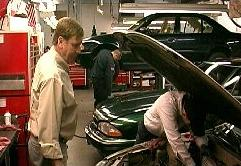 If you failed emissions test in NJ, call Shade Tree Garage.