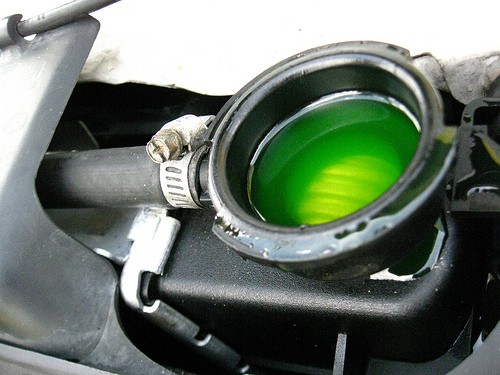 Bring your vehicle to Shade Tree Garage for your cooling system service and repair.
