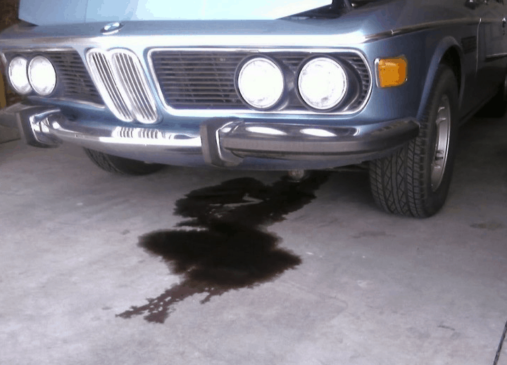 Oil Leak In Car >> My Older Vehicle Is Burning A Lot Of Oil What Do I Do