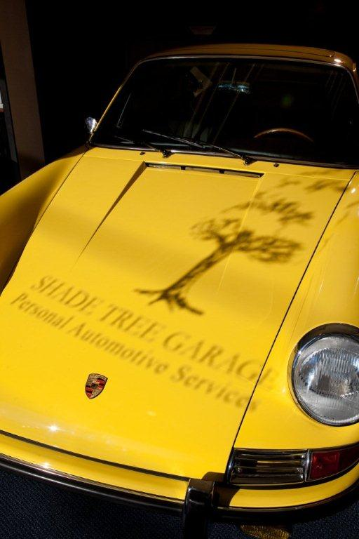 Porsche service, maintenance and repairs by experts at Shade Tree Garage, Morristown.