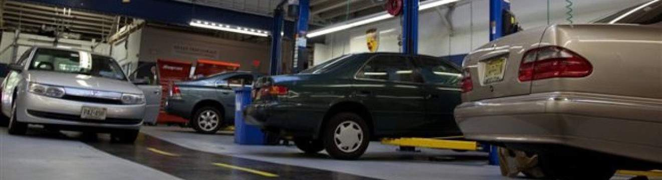 Beautiful Complete Auto Repair Services: Shade Tree Garage, Morristown, NJ